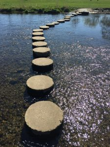 Stepping stones to financial freedom